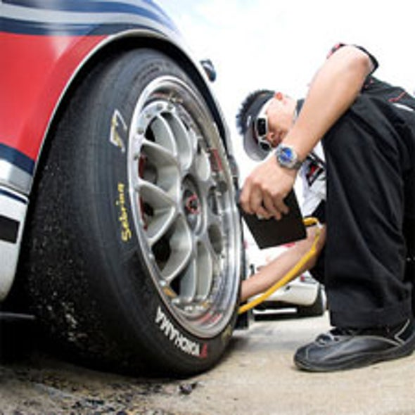Tire-Makers Try Treading Lightly on the Environment