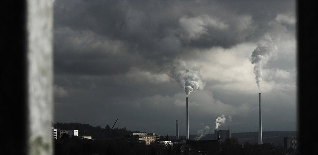 Carbon Dioxide Emissions Rise with Rebounding Economy