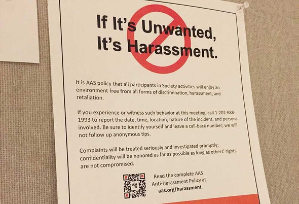 Astronomers Struggle to Translate Anger into Action on Sexual Harassment