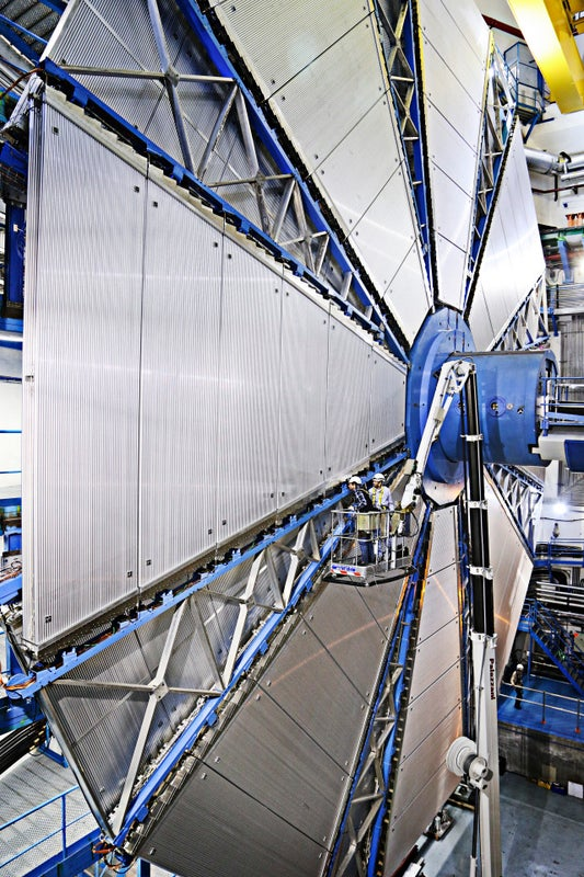 Hope for a New Particle Fizzles at the LHC
