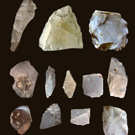 pre-clovis stone tools found in texas site