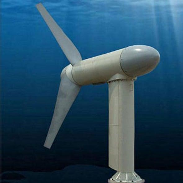 Ocean Power Gets Fast Track