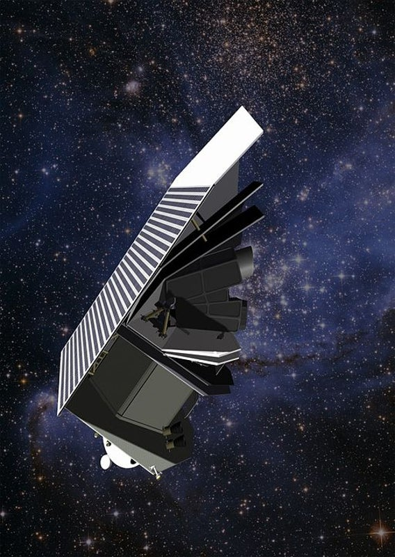 NASA Drops Partnership with Private Asteroid Hunt