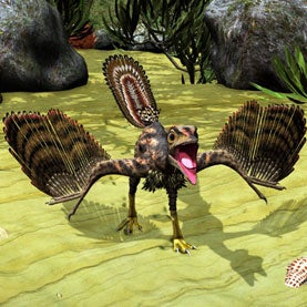 Did the Iconic <i>Archaeopteryx</i> Lose Its Ability to Fly?