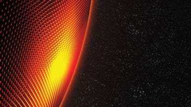Fiery Holes in Space and Time