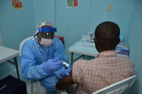 Unusual Deal Ensures Ebola Vaccine Supply
