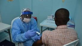 Unusual Deal Ensures Ebola Vaccine Supply