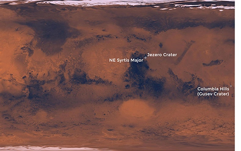 NASA's Mars 2020 Rover: Stepping Stone to What ...