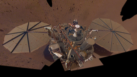 NASA's InSight Lander Reveals New Details of Martian Quakes and Magnetism