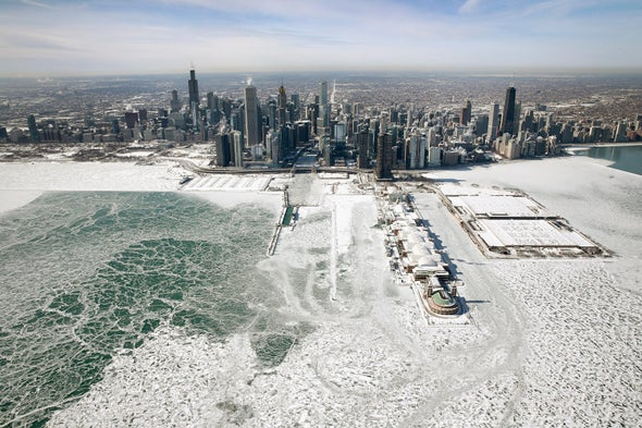 """How Climate Change May Affect Winter """"Weather Whiplash"""""""