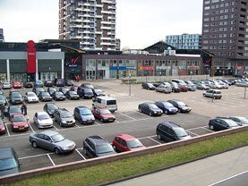 NO PARKING: New research indicates reducing available parking spots leads a decrease i
