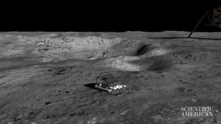 New Model Re-creates Apollo 11 Mission in 3-D