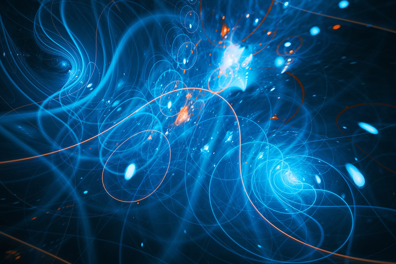 Antimatter Discovery Reveals Clues about the Universe's Beginning - Scientific American