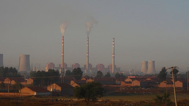 World May Blow Through Global Warming Pollution Limit in 30 Years