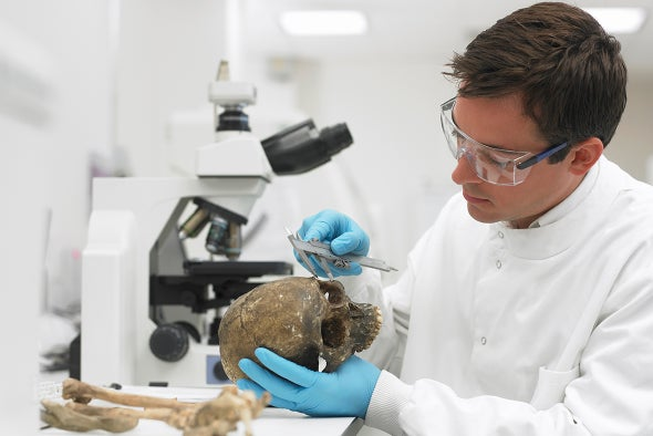 Stop Hoarding Ancient Bones, Plead Archaeologists