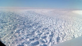 Antarctic Glacier Has Retreated 3 Miles in 22 Years