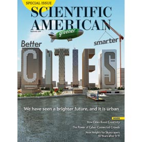 """Readers Respond to """"Bigger Cities Do More with Less"""" and Other Articles"""