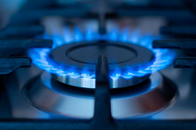 how to use methane gas to produce electricity