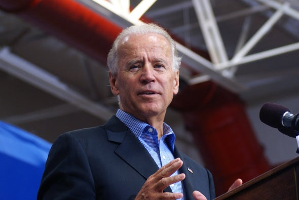 Biden Unveils Major Database to Advance Cancer Research