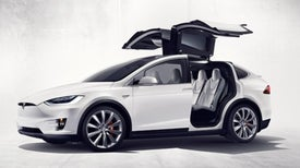 Tesla's Model X Shows an SUV Can Go All-Electric