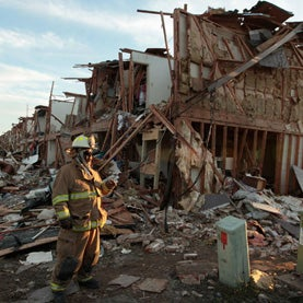 West, Texas explosion