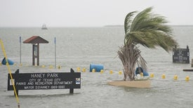 A Proposed Storm Surge Barrier Could Protect Texas from Storms like Laura