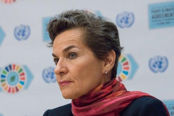 """Paris Climate Agreement Architects Make a Case for """"Stubborn Optimism"""""""