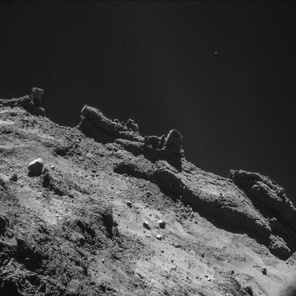 Philae Comet Lander Falls Silent as Batteries Run Out