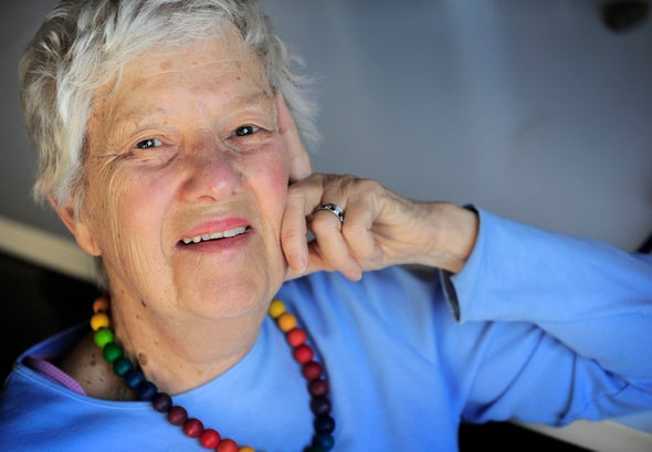 Astronomer Vera Rubin Taught Me about Dark Matter--and about How to Live Life