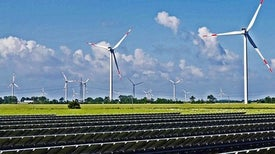 Wind and Solar Are Better Together