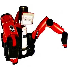 Baxter of Rethink Robotics