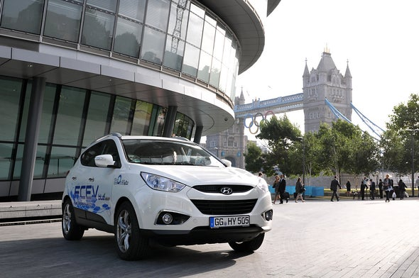 Is 2014 the Year of the Fuel Cell Car?