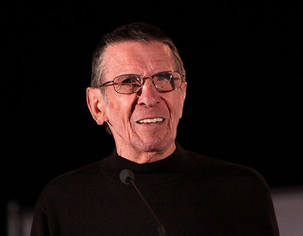 <i>Scientific American</i> and <i>Nature</i> Editors Remember Leonard Nimoy