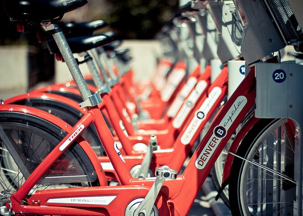 Is Bike Sharing Really Climate Friendly?