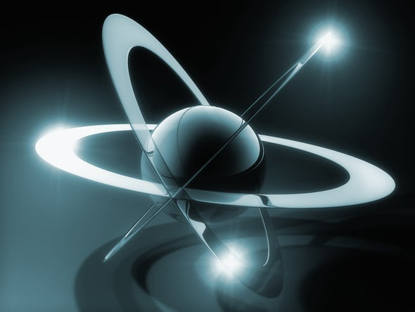 """X-Ray Lasers Make Atoms Act Like """"Black Holes"""" in Molecules"""