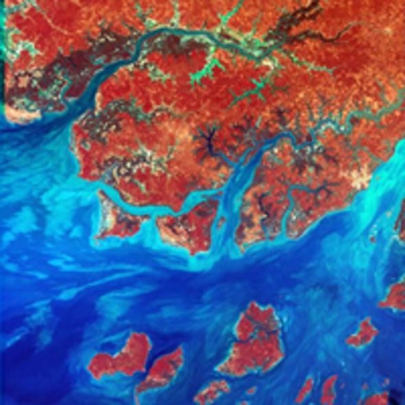 2003 Sci/Tech Web Awards: EARTH & ENVIRONMENT