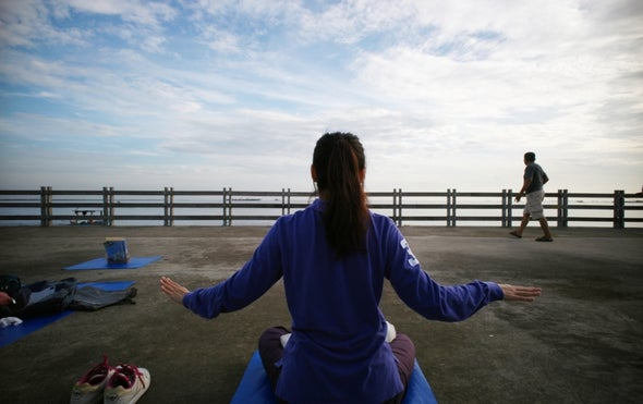 Power of Positive Thinking Skews Mindfulness Studies