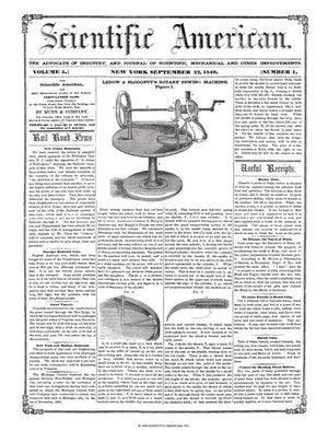 September 22, 1849