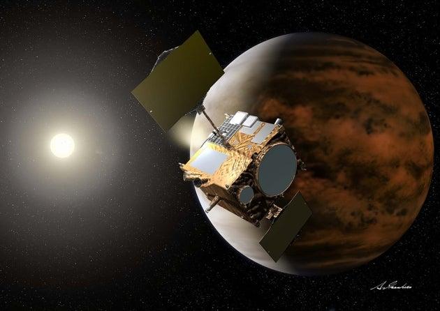 Japan Orbiter Seeks a Second Shot at Venus [Update]