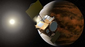 Japan Orbiter Seeks a Second Shot at Venus [Update]
