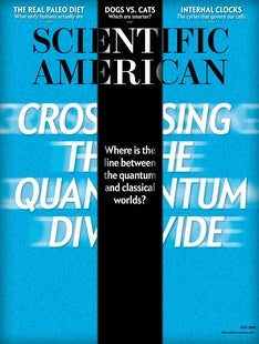 Scientific American Volume 319, Issue 1