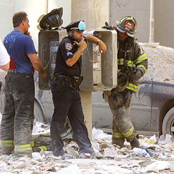Radio for Responders: Public Safety Bandwidth Goes Unused