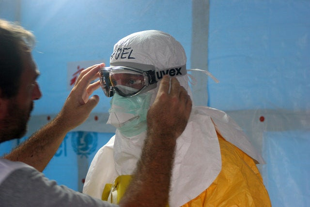 West Africa Ebola Outbreak Declared Over