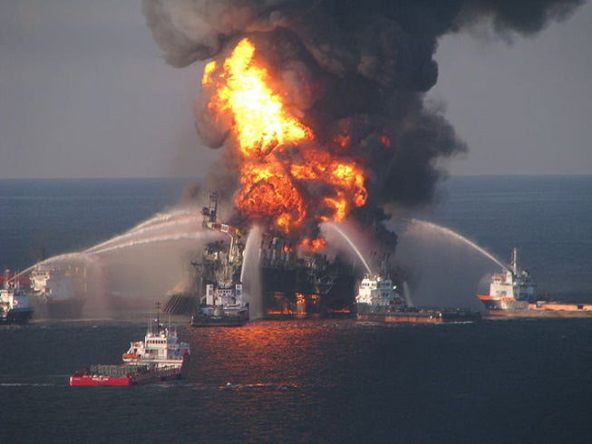 BP Gulf Oil Spill: 5 Years Later