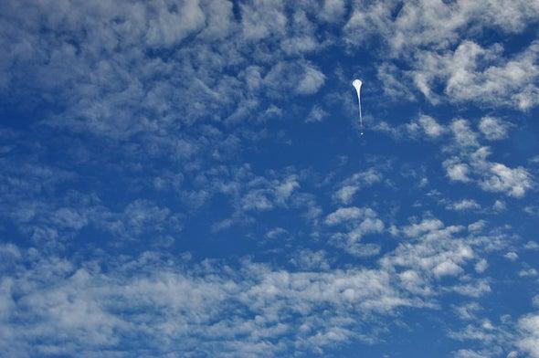 NASA Launches Next-Generation Scientific Balloon