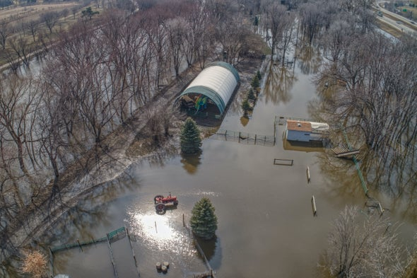 Second Year of Major Spring Floods Forecast for U.S. Heartland