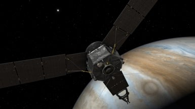Juno Faces Moment of Truth at Jupiter