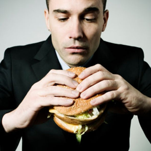 Can Eating a Sandwich Stop Your Heart?