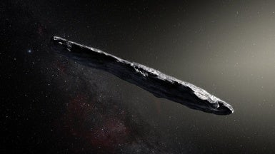 SpaceX's Planned Giant Rocket Could Chase Down Interstellar Asteroid