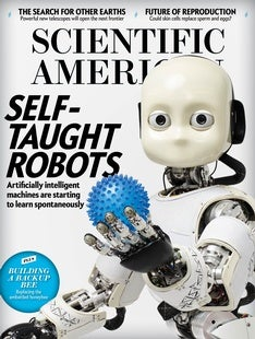 Scientific American Volume 318, Issue 3